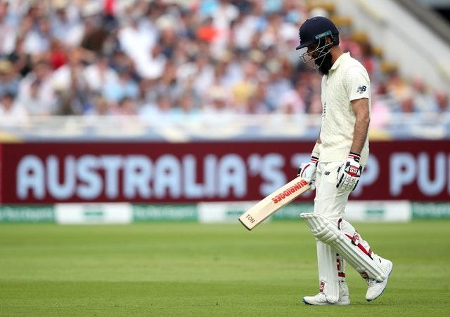 Moeen Ali continues his exodus from Test cricket