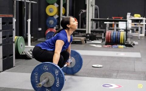 Smith is planning for life after weightlifting - Credit: John Robertson
