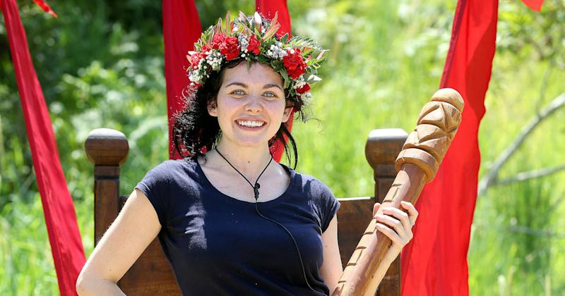 Queen of the Jungle: Scarlett Moffatt won I'm A Celebrity… Get Me Out Of Here 2016 (Copyright: Nigel Wright/ITV/REX/Shutterstock)