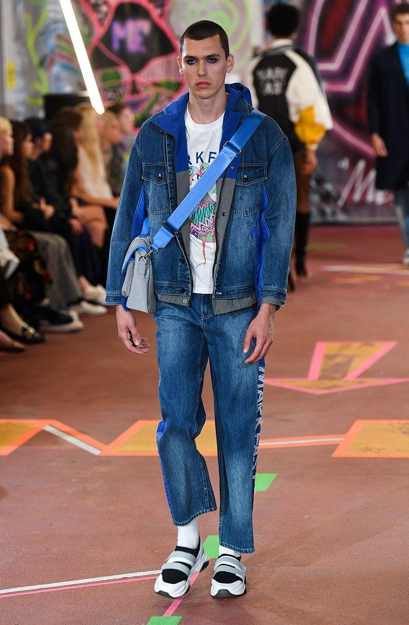 <p><strong>Wear: </strong>The denim</p>