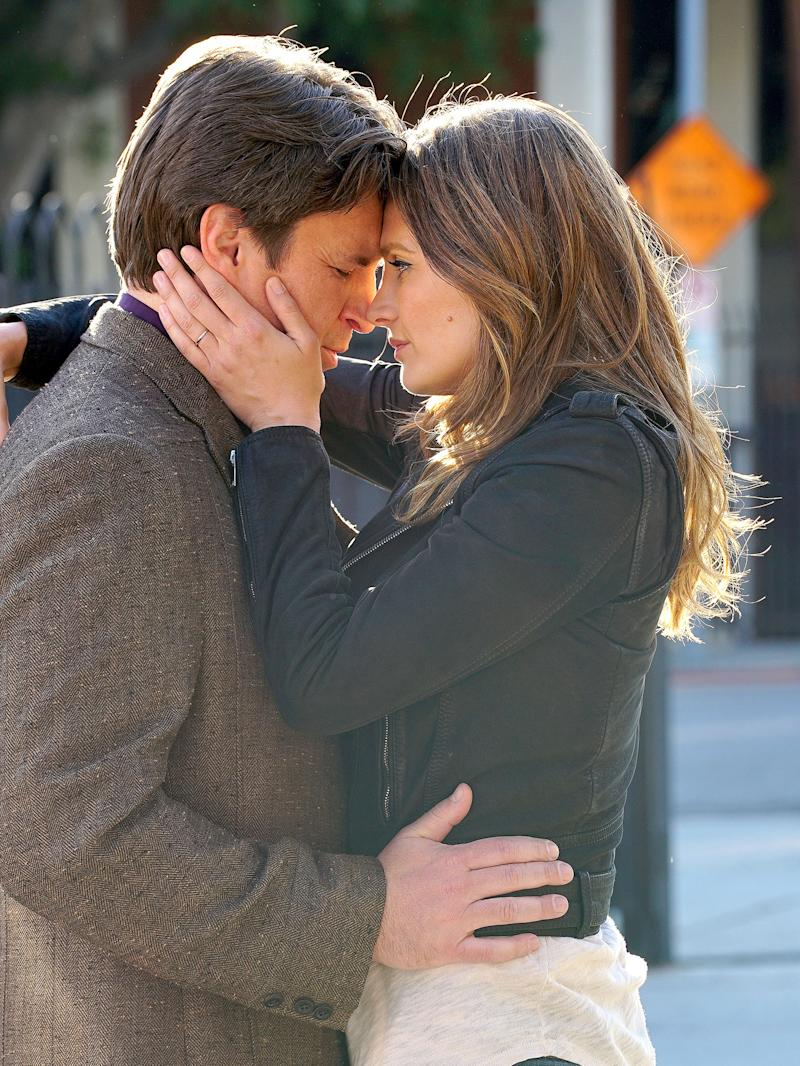 Castle stana katic married or dating