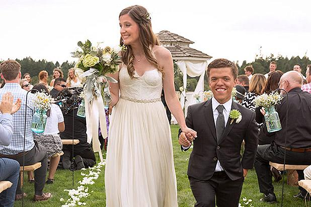 Little People World Star Zach Roloff Says I Do
