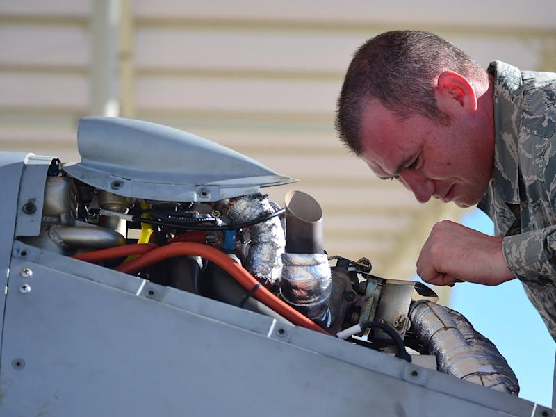 remotely piloted aircraft services