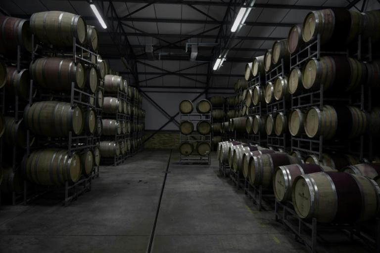 The ban has left many vineyards with full cellars of unsold wine, at a time when the latest harvest is being brought in