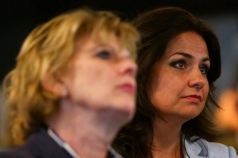 Six including Chuka Umunna and Heidi Allen quit Change UK leaving party with just five MPs