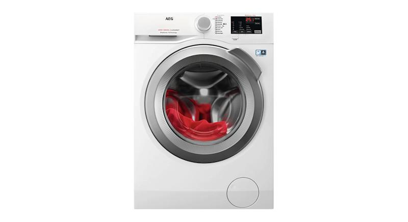 AEG L6FBI842N Freestanding Washing Machine