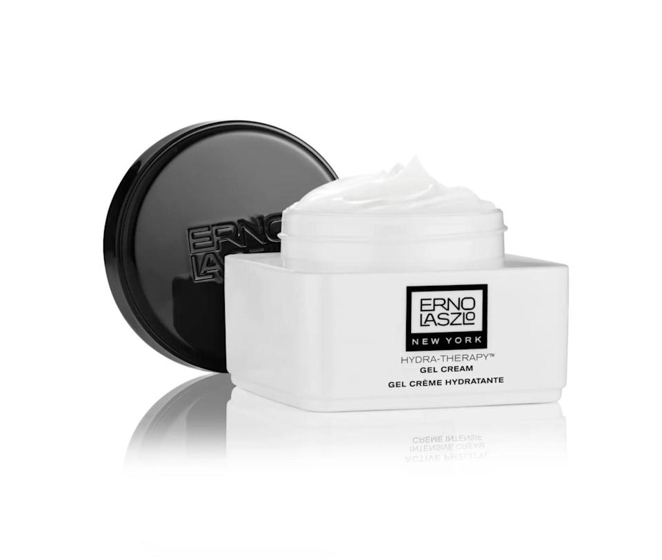 <p><span>Erno Laszlo Hydra Therapy Gel Cream</span> ($95, originally $140)</p>