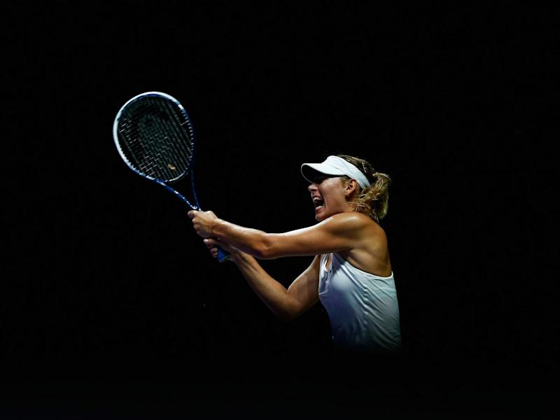 Sharapova has made a strong start to Stuttgart Grand Prix (Getty)