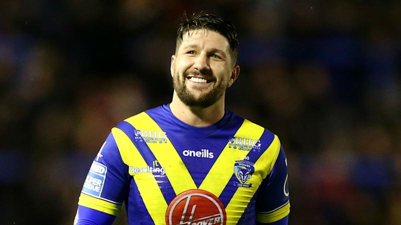 Warrington coach Price rules out Widdop Dragons return