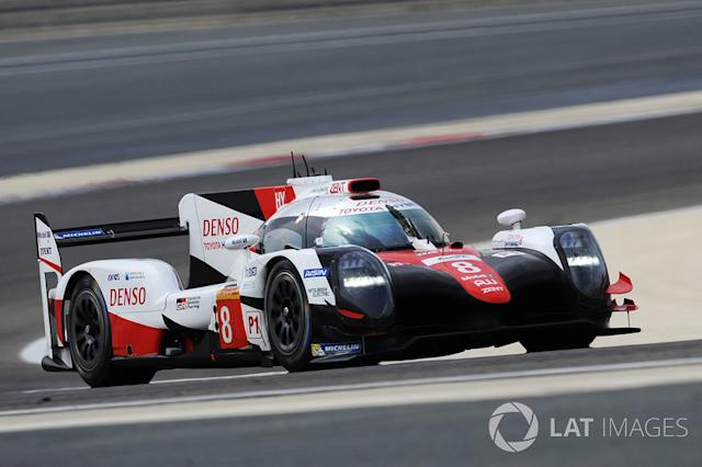"Toyota Gazoo Racing Toyota TS050-Hybrid <span class=""copyright"">JEP / Motorsport Images</span>"