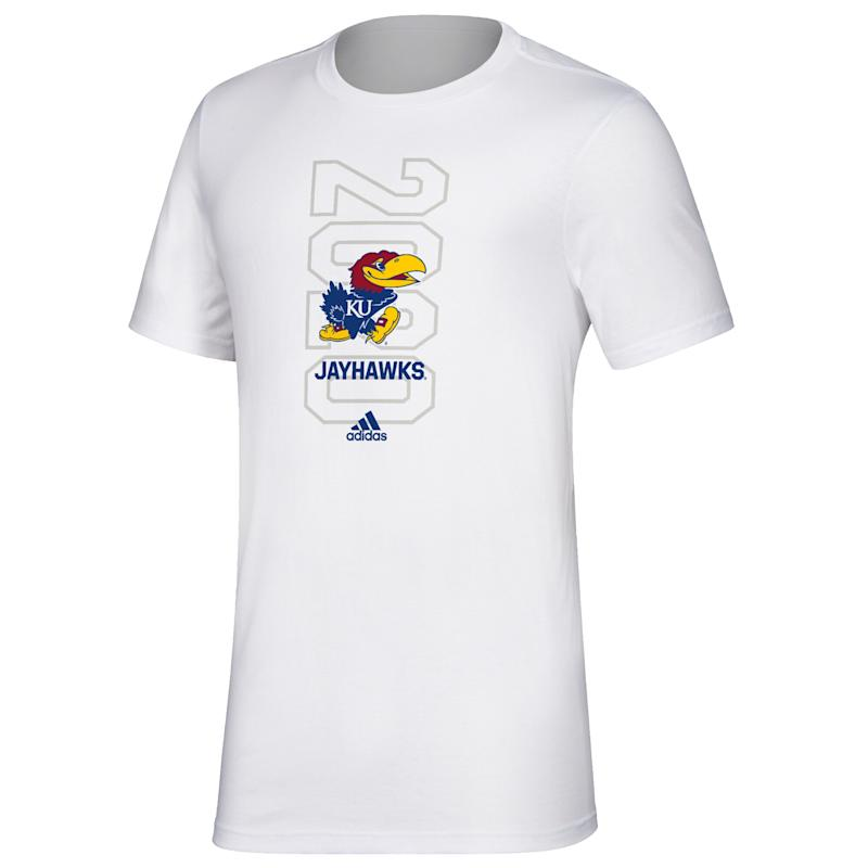 Kansas 2020 March Madness Bench T-Shirt