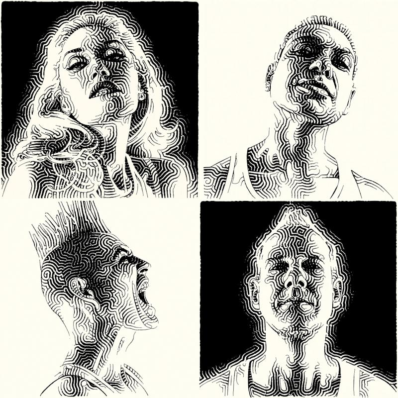 """This CD cover image released by Interscope Records shows the latest release for No Doubt, """"Push and Shove."""" (AP Photo/Interscope)"""