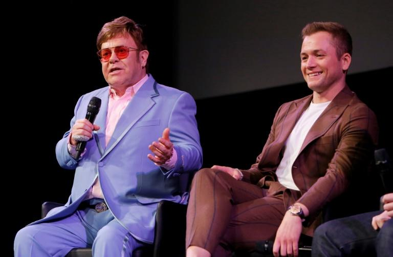 """Taron Egerton, who plays Elton John in """"Rocketman,"""" faces a tough challenge to crack into an outrageously competitive best actor field"""