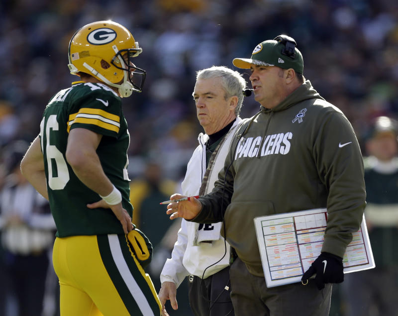 Packers work to get Tolzien ready, welcome Flynn