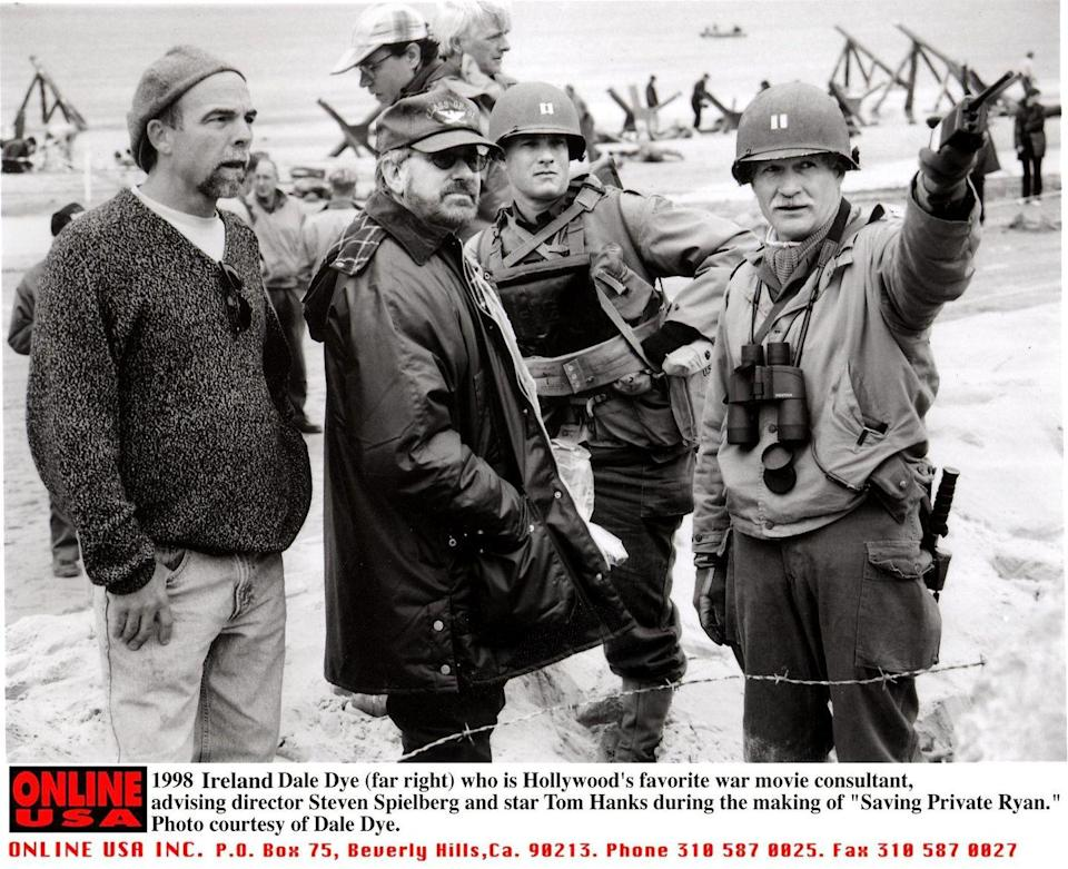 <p><em>Saving Private Ryan </em>is considered one of the great war movies of the past few decades. Directed by Steven Spielberg and starring Tom Hanks, amongst others, it portrays a heartwarming and harrowing story of a team of soldiers who are tasked with bringing a family's last son home from World War II.  </p>