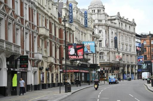 London's West End theatres have traditionally drawn people from all over the world to see their shows but the coronavirus pandemic has forced them to reinvent themselves