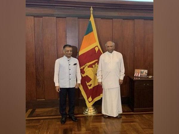 Indian High Commissioner Gopal Baglay held a discussion meeting with Dinesh Gunawardena, Minister of Foreign Relations of Sri Lanka on Saturday.