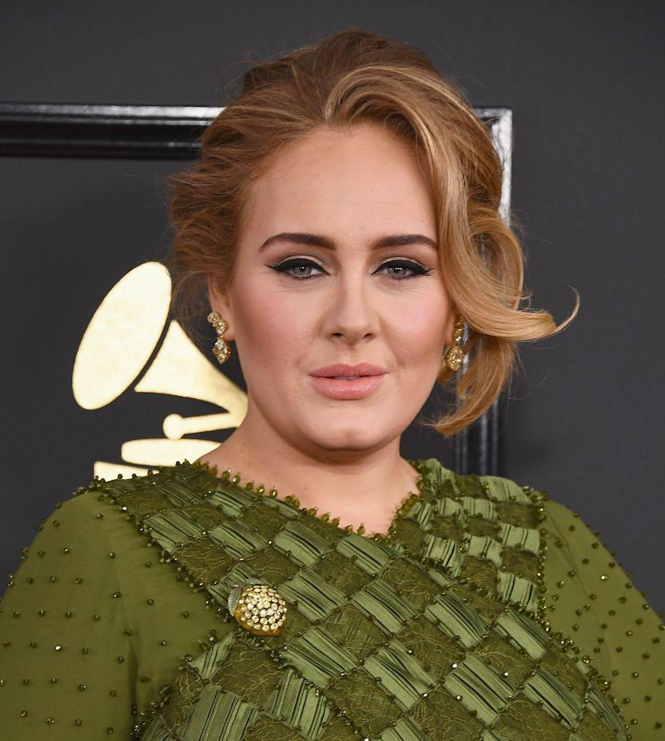 <p><strong>Real name: </strong>Adele Laurie Blue Adkins</p>