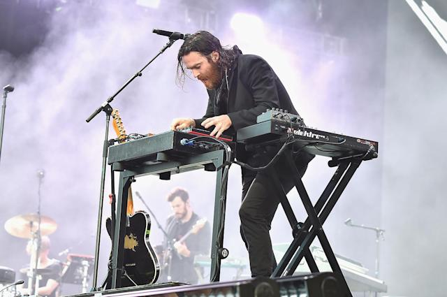 <p>Nick Murphy performs onstage at the Panorama stage during the 2017 Panorama Music Festival at Randall's Island on July 29, 2017 in New York City. (Photo by Theo Wargo/Getty Images for Panorama) </p>