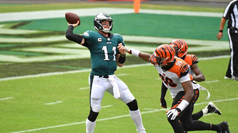 Roob's observations after Eagles punt their way to embarrassing tie with Bengals