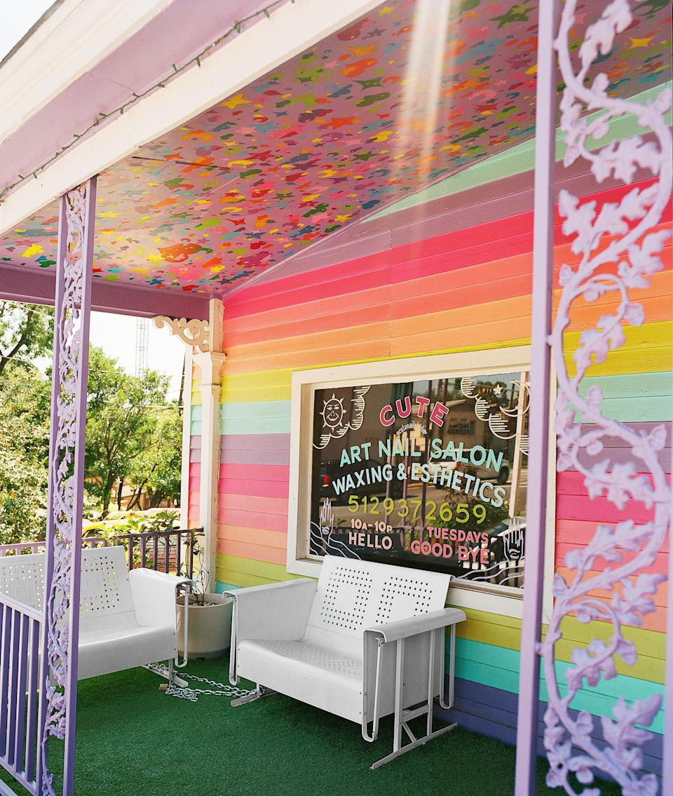 Cute Nail Studio keeps Austin beauty culture weird, inclusive, and doused in glitter.