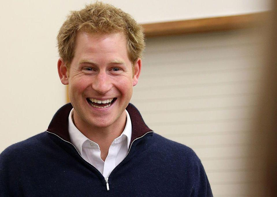 """<p>Go ahead and get reacquainted with the time Prince Harry got drunk, danced, and <a href=""""https://www.youtube.com/watch?v=vYeGI8XSE-Y"""" rel=""""nofollow noopener"""" target=""""_blank"""" data-ylk=""""slk:fell into a pool"""" class=""""link rapid-noclick-resp"""">fell into a pool</a>. We've never loved him more, tbh.</p>"""