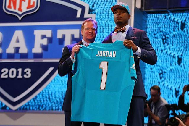 "<p>In the summer of 2015, while serving a one-year suspension from the NFL for failing drug tests, Dion Jordan disappeared. He didn't return phone calls or respond to text messages sent by his agent, Doug Hendrickson, who kept hearing from Jordan's concerned cousins. They told Hendrickson that Jordan was binge-drinking for weeks at a time by himself at home in Arizona.</p><p>Hendrickson eventually reached Jordan's girlfriend, Paige Pettis. ""Listen,"" he told her, ""we gotta get him out here.""</p><p><em>Out here </em>meant San Francisco, where Jordan is from and where Hendrickson is based. As Jordan recounts his version of the story, he says he was under the impression that Pettis planned the trip so they could watch his favorite baseball team, the Giants. And while they did catch a game, that does not appear to be the true purpose of their excursion. What unfolded the next morning was closer to an intervention.</p><p>""He came into my office and was just a f------ wreck,"" Hendrickson says. ""I mean, I would quantify it as literally near death. He looked homeless, just awful.""</p><p>Jordan wrapped both arms tightly around his agent's shoulders and cried for 20 minutes. He needed a haircut, and he wore a ratty T-shirt and a long, stained black coat. No one spoke, as Jordan sobbed and sobbed. ""I just knew that I had to do something to get myself back where I wanted to go,"" Jordan says now, more than two years later. ""Ya feel me?""</p><p>Hendrickson didn't know what to do, so he did the only thing that came to mind. He walked Jordan across the street in downtown San Francisco, then pushed open the doors at Empower, the gym run by Tareq Azim, a trainer who's more like a life coach. ""Dion needs you,"" Hendrickson said.</p><p>Azim did a double take. He couldn't believe <em>that</em> was Dion Jordan, the Oregon star who was drafted by the Dolphins third overall in 2013. Azim recalled Jordan as a ""freak"" and a ""badass."" He says, ""I was blown away. I could have knocked him over. He looked that frail and just not healthy.""</p><p>They started with an honest, uncomfortable conversation. No small talk. This, Azim told Jordan, is life and death. Jordan opened up about his alcohol and drug use, how he'd drink often and all night and sometimes he'd take MDMA. Jordan was dizzy and yet comfortable. For the first time in a long time, he felt safe. But he also wondered: ""What the f--- have I gotten myself into?""</p><p>They made a list of mental and emotional deficiencies, all the stuff that Jordan held onto, that tormented him. Then they put a plan together, right then, Day 1. ""It wasn't even how he ended up there,"" Azim says. ""It was simple.</p><p><em>""What are you hiding from?""</em></p><p>In the long, sad, anguished history of draft busts, there's a checklist of common problems. Jordan struggled with most of them, from drinking and drug use to injury and ambivalence. Hence his plummet from promising young talent to football pariah in two seasons.</p><p>Jordan cops to all of it. He didn't take his career seriously enough. He ignored anyone who warned him. He prioritized bad habits. He hung around the wrong friends. And he was distracted by South Beach and all that Miami glamour. As a rookie in 2013 Jordan had just 19 tackles and two sacks, playing in all 16 games as a Dolphins reserve. ""My production was directly related to what I was doing off the field,"" he says. ""I put nothing into it. I was just showing up.""</p><p>He was 23 then, rich—his four-year contract was worth roughly $20 million—almost famous and living in Miami. He deserved to have fun, he reasoned, and he could handle it. He dabbled in molly and ecstasy and smoked marijuana. Mostly he liked to drink. He preferred hard alcohol and consumed all kinds. He told himself he'd party only on some weekends. That became every weekend, and that became every weekend and some weeknights. Eventually, he says, he could drink all night without blacking out. ""It becomes exhausting,"" Jordan says. ""Because every day you're trying to chase that feeling you had yesterday.""</p><p>The Dolphins had traded picks Nos. 12 and 42 to move up and draft Jordan, based almost entirely on his potential. He had managed only 14.5 sacks in four seasons at Oregon, where the Ducks rotated defensive linemen in shifts like hockey lines. Still, Jordan stood 6' 6"" and weighed 248 pounds and ran a 4.6-second 40-yard dash, and that combination of size and speed is what made him so enticing. He ran faster than some NFL receivers.</p><p>That is, when he was on the field. The NFL suspended Jordan for four games to start the 2014 season after he tested positive for a stimulant on the league's banned substance list, and he had two games added to that suspension for a failed drug test.</p><p>He never stopped partying during that first suspension. At that point he had not yet tried to quit. He says the Dolphins went out of their way to offer him help, and from the very top. His biggest supporter was Stephen Ross, the team's owner and billionaire real estate developer, who checked in with Jordan regularly via phone calls and offered to take care of whatever treatment Jordan might need. ""He did all he could to keep me a Miami Dolphin,"" Jordan says. ""They don't let too many people make as many mistakes as I did.""</p><p>After more failed drug tests, Jordan was suspended for all of 2015. He lost $5.6 million in salary and bonus money, and he didn't really care. His life was a mess, and the circumstances only made it worse. Per NFL rules he was banned from the team facility. He had no mentors, a serious drinking problem, money to spend and endless free time. ""When things aren't going his way, he doesn't seek more attention by trying to cause chaos,"" Azim says. ""He hides. He locks himself in a room.""</p><p>Jordan had never been in that kind of trouble before. When he saw his name scrolling across the sports news ticker, he knew. He had ""f----- up big time.""</p><p>""It was like my whole world crumbled,"" he says. ""I didn't have anything but football, and then I didn't have that.""</p><p>Back in San Francisco, Azim told Jordan his own story, emphasizing how the events of his life had led here, to this gym, his methods and athletes like Jordan who needed help. Azim's family was from Afghanistan, where his grandfather was in the air force, stationed at Bagram Airfield in the late '70s, before, Azim says, he was murdered by the communist regime. Given the danger, Azim's family moved to Germany, where he was born a refugee. When they moved again, to America two years later, he started in sports as soon as he could run, learning taekwondo, boxing, soccer and football. He played linebacker at Fresno State.</p><p>After college, Azim returned to Afghanistan in 2004 to support his father, who he says had been in and out of mental hospitals as he dealt with severe depression. Azim planned to visit for a month and ended up staying for more than four years, working with youth soccer players and launching the Afghan Women's Boxing Federation. He says two of his boxers were the daughters of a ""notorious Taliban warlord."" But the federation was a success.</p><p>Azim returned to the U.S. in 2008, became an MMA coach (for welterweight champion Jake Shields, among others) and started to train pro football players. Raiders quarterbacks Bruce Gradkowski and Charlie Frye became his first clients in 2009, and that led to a friendship with their coach, Tom Cable, who went to Seattle in 2011 and called Azim one day. ""We've got this guy, if we can get him to unleash his potential, he'll probably be one of the best things to happen to the NFL,"" Cable said.</p><p>""Who is it?"" Azim asked.</p><p>""His name is Marshawn,"" Cable responded.</p><p><em>Marshawn Lynch</em>. So Azim opened Empower, where he trained Lynch and other NFL Pro Bowlers and MMA stars and celebrities and CEOs of tech startups. ""I saw them struggling with the same disease I saw in Afghanistan,"" he says. ""That disease is fear. Fear paralyzes people.""</p><p>Says Jordan: ""Fear paralyzed me.""</p><p>After the initial meeting with Azim, Jordan quit drinking. Or tried to. For the first few days, his hands shook and he felt sick. Azim kept him him busy, filling Jordan's days with workouts, AA meetings and therapy sessions. He gave Jordan a book to read, <em>Purification of the Heart</em>, which explores Islamic spirituality. He assigned Jordan to complete one good deed a day. Jordan engaged in conversations with strangers he might previously have ignored and even once gave his sweatpants—the ones he was wearing—to a homeless person.</p><p>Azim expected what he calls ""hiccups,"" and the first one happened on Day 4 in that summer of '15 when Jordan went AWOL. Azim didn't hear from him for two days, and Jordan told him he had been drinking by himself. He apologized. ""This is just really hard for me,"" he said.</p><p>""Bro, you're safe here,"" Azim responded. ""There's no judgment. I got your back.""</p><p>Jordan moved from Arizona into the guest house of a family Hendrickson knew in San Francisco. He filled the idle hours by ordering Uber Eats and playing NBA2K, creating his own franchise and guiding it through season after season.</p><p>The trainer designed workouts to humble Jordan, to show him ""you're not as tough as you think you are,"" Azim says. They focused on body-weight exercises. At first Jordan could do only a handful of push-ups on his fingertips. By the end the summer he could pump out more than 100.</p><p>Jordan attended AA meetings every day, sometimes twice, choosing not to speak at first but listening to the stories others told. He came to the same realization as many addicts: He wasn't alone. He went longer between ""hiccups,"" and sometimes when he'd start drinking, like with friends or when visiting family, he'd call Azim and admit the truth, right then.</p><p>After six months of regular but uneven progress, Azim was in New York on business when a friend in the Hamptons suggested they stop by Stephen Ross's estate. Azim did not know Ross, but they took a quiet stroll by the water as Azim filled the Dolphins owner in on Jordan's progress. ""Getting Dion healthy is my No. 1 priority,"" Ross said.</p><p>When Azim returned to San Francisco, he told Jordan, ""Listen, man, they're going to take you back."" Jordan smiled. That's all he wanted.</p><p>More important progress was already underway. In therapy, Jordan learned his carousing wasn't really harmless partying but rather the way he masked deeper issues from his childhood he had never dealt with. ""Fear,"" Azim says.</p><p>Jordan grew up for part of his childhood in the Hunters Point neighborhood in San Francisco. He says his mother was a drug addict, and he saw her get physically abused. He says his dad was around much.</p><p>At age 12, Jordan and his two younger siblings were taken from their mother and sent to live with an aunt in Chandler, Ariz. That was the first time he realized his home life didn't have to be so chaotic, and his mom got clean and moved there, too.</p><p>Jordan calls her ""my dog"" and ""my angel."" But while he acknowledges she struggled with a disease, her actions in his childhood had a deep, lasting impact on him. ""Her choosing [drugs] over her kids is probably the worst thing,"" he says. ""It hurt me more than anything. Even to this day, that was the first and only person who's broken my heart to that extent.""</p><p>He pauses, looks away. ""I love her so much,"" he says.</p><p>Jordan buried all that pain. Just like he buried the memories of the time he almost burned to death in 2007, while trying to siphon gas from a car with a vacuum cleaner, which caught on fire. He says he'd often transfer gas from one family car to another this way. He spent a month in the burn unit at a local hospital, underwent skin grafts and tried to pretend that despite the physical scars—burns covered 40 percent of his body—the accident didn't affect him. Doctors told him he'd never walk again, let alone play football.</p><p>Except he made it to the NFL, only to bury more pain, mostly by suppressing all his anger over the family members who saw dollar signs when he became a star. Jordan wanted to help—he <em>did</em> help—but he felt used.</p><p>While suspended, Jordan believed he had failed all those people who depended on him. Like the mom who kicked drugs only to watch her son succumb to alcohol. That hurt, so he drank. Reports surfaced that the Dolphins wanted to trade him. That stung, so he drank. He obtained reinstatement from the NFL in July 2016 and felt not peace but pressure. His solution: drink. ""I decided to feel sorry for myself,"" he says.</p><p>The more he went to therapy, the more he realized he had only one person to blame for all his problems: Dion Jordan. He's asked how much responsibility he should take, given the events of his childhood, the expectations in the NFL, the family obligations. ""All of it,"" Jordan says. ""At every turn, I had options. I could have spoken up and told someone I was hurting. I just pushed it down and kept moving.""</p><p>Azim and his therapist taught Jordan that trust is not weakness but strength. ""That's the true definition of manhood,"" Azim says. ""In the NFL, there's this massive level of hypocrisy in the development of players. All these coaches and mentors who tell these players not to be vulnerable, not to show weakness.</p><p>""Someone like Dion just retreats.""</p><p>After his reinstatement, Jordan returned to Miami for the 2016 season. Except that he had injured his left knee during those workouts in San Francisco. The Dolphins put him on the Reserve/Non-Football Injury list, shelving him for at least the first part of the season while he recovered. Here he was, 3,000 miles from Azim and his support system, alone and again not playing football. He figured he could have one drink when he went out. That became two drinks and then four. This ""hiccup"" was not one incident but a series of them. ""It was getting worse and worse,"" Azim says. ""Like, oh, s---, this is getting dangerous.""</p><p>Out of options, a panicked Azim called an old friend: Cable, now the assistant head coach of the Seahawks. Azim knew that Cable's son, Alex, had struggled with drug and alcohol addictions, gone to rehab at a wilderness retreat, changed his life and admirably decided to counsel other addicts. ""This is driving me crazy,"" Azim told Cable. ""I've put in all this work and now he's going to the dark side again. I'm legitimately heartbroken. Because I'm like, how has he given up after everything we've accomplished?""</p><p>""Don't give up on him,"" Cable responded.</p><p>The Dolphins allowed Jordan to return to San Francisco in December. He went back to Azim. They mapped out a daily schedule:</p><p><em><strong>All day</strong>—focus on yourself and winning</em><br><em><strong>9:20: </strong>pray for gratitude and forgiveness</em><br><em><strong>10:</strong> Empower training </em><em>camp</em><br><strong><em>11</em></strong><em><strong>:30:</strong> NFL Counselor Check-In</em><br><em><strong>Noon:</strong> AA meeting</em></p><p>Azim and Cable discussed possible next steps, and Cable suggested his son move to San Francisco to live with Jordan and help him sustain his sobriety. So Alex moved into Jordan's one-bedroom apartment, sleeping on a pullout couch, accompanying Jordan to meetings and eating takeout with him every night. ""It felt like Alex genuinely cared about me,"" Jordan says.</p><p>""He didn't ask me for anything.""</p><p>The Dolphins released Jordan in late March. He understood. Local writers tabbed him the biggest draft bust in team history. Still, more than a dozen teams reached out to Hendrickson to inquire about his status. Jordan wanted to stay on the west coast, if possible, to remain closer to his family in San Francisco and the trainer who changed his life.</p><p>Tom Cable's presence in Seattle helped Jordan decide to sign with the Seahawks. Well, that and an unlikely voice of support. Azim happened to see Lynch, his longtime client, for a training session in the Bay Area. He handed over the list of teams that wanted to sign Jordan. Lynch glanced at the list quickly, then said, ""Seattle is the best place for Dion,"" citing Cable and the team's support system.</p><p>Jordan says he hasn't had a drop of alcohol since February, right around the Super Bowl. ""I just have to wake up every morning and make the right decisions,"" he says. ""That's on me.""</p><p>On Nov. 9, after two knee surgeries and months in physical rehabilitation, Jordan played in his first NFL game in more than 1,000 days. It took place a short drive from his aunt's house, where he lived after he was taken from his mother. Both women were in the stands at University of Phoenix Stadium in Arizona, along with Jordan's siblings and a cadre of childhood friends.</p><p>Jordan put together his best career performance, registering 33 snaps, five quarterback pressures, two quarterback hits, two hurries and a sack. Coach Pete Carroll described Jordan as ""a little raw at times."" But he also acknowledged the obvious: Not many humans could play like that after a 1,000-plus-day layoff.</p><p>Later that month Jordan and Pettis hosted their families for Thanksgiving. Jordan looked into the faces of all the people who had stood by him, who saw his struggles, whose warnings he had ignored as he nearly ruined his career and health. He thanked them. He also thanked Azim.</p><p>""Tareq saved his life,"" Hendrickson says.</p><p>Now Jordan hopes to serve as something of a model for the NFL. He wants to show the league what players on one-year suspensions really need—full-time support, with the teams they play for, not some brief NFL symposium before their issues are compounded by the confluence of money, fame, free time and bad decisions. He remembers sitting in the first row of his rookie symposium, listening to Adam Jones try to scare the NFL neophytes straight with tales of players gone bad. That will never be me, he thought.</p><p>There's a reason, Jordan says, that only a handful of players—himself, Josh Gordon, Johnny Jolly, a few others—have returned to the NFL after one-year suspensions. Banning players from facilities sets them up to fail, Jordan says. ""As far as the NFL, the league is abandoning its players,"" he says. ""They're saying the Shield is more important. To protect it, they're taking away support.""</p><p>Jordan injured his neck in his second game back, against the Falcons, while recording two tackles. He was inactive for Seattle's next three contests, and it seemed fair to wonder how he'd cope with again not playing, how he'd handle another round of disappointment. This time, it turns out, the answer was quite well. He had sacks against the Rams and Cowboys, upping his season total to three—doubling his career total—in only four games. He added seven tackles against the Rams, setting himself up for a free-agent payday this spring.</p><p>As his comeback continues to unfurl, Jordan says all the right things. He says he had to expect some bruises after a two-year layoff, as his body acclimated to full-time contact again. He says he didn't feel sorry for himself when he got injured after the Falcons game. He says he continued his routine, the meetings, the counseling sessions, all of it. Only Jordan knows for sure.</p><p>He knows something else, too. ""I'll play one way,"" he says. ""Fearless.""</p><p><strong><em>Question or comment? </em></strong><em>Email us at <span>talkback@themmqb.com</span>.</em></p>"