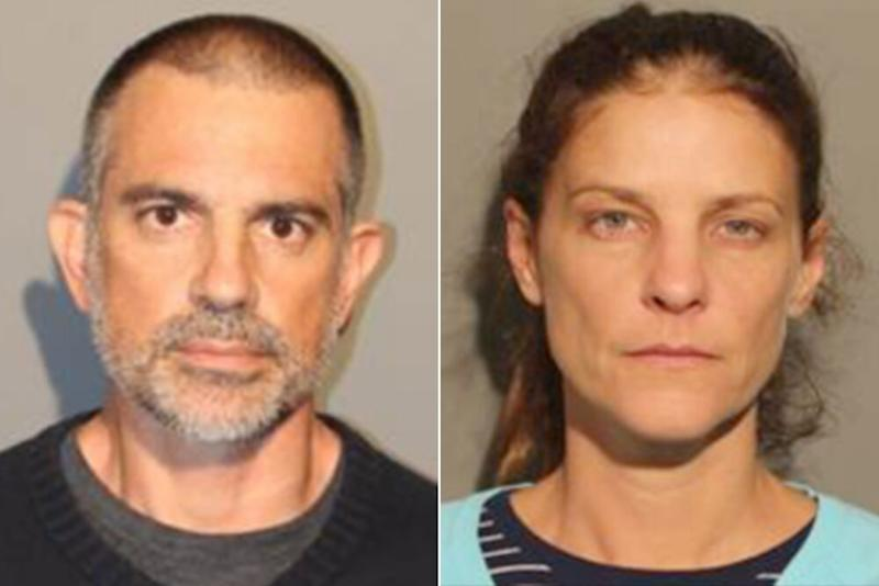 Fotis Dulos and Michelle Troconis   New Canaan Police Department(2)