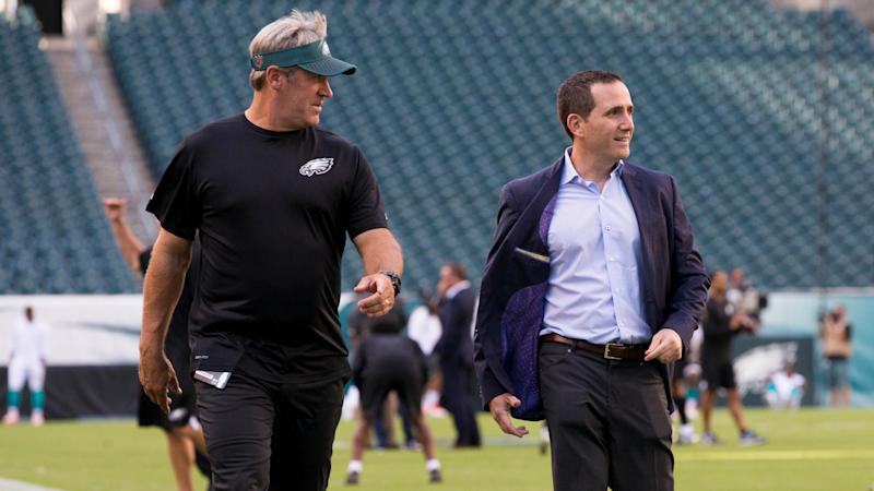 Who's left on Eagles' roster before final cuts?