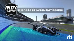 RTI provides university teams with software to design, simulate and run autonomous vehicles in world's first high-speed, head-to-head autonomous race