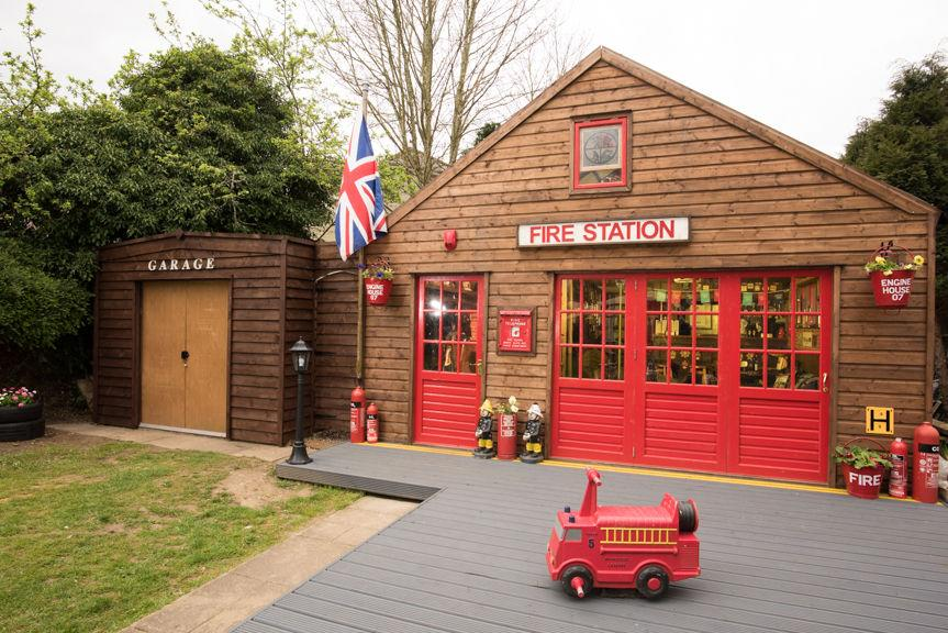 <p>The Engine House owned by Kevin Francis from Hampshire, which has been shortlisted in the Pub & Entertainment category in the 2017 Shed of the Year competition, sponsored by Cuprinol. </p>
