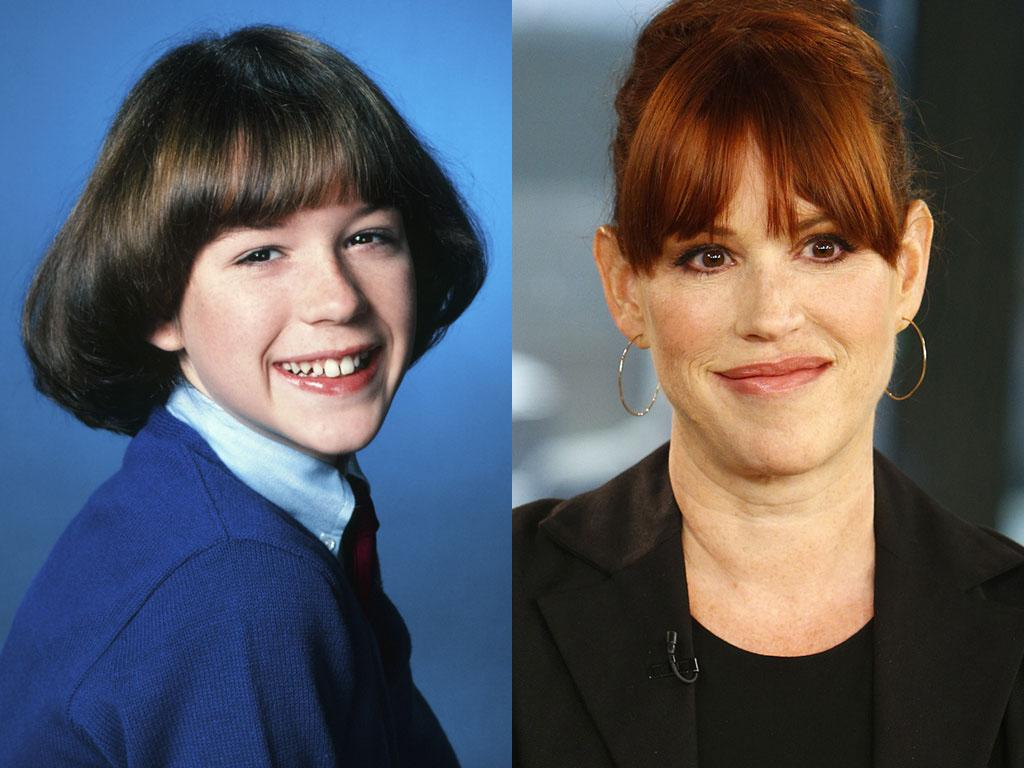 "<b>Molly Ringwald (Molly Parker) </b><br><br> In the first season of ""The Facts of Life,"" there were seven girls living in the Eastland dorm, including a young redhead named Molly. The part was played by 11-year-old Molly Ringwald, whose first TV gig was on the sitcom ""Diff'rent Stokes."" She reprised the role in the spinoff ""Facts of Life."" Perhaps luckily for the actress, the producers decided there were too many girls to focus on, and in Season 2, they let Molly and some of the other girls go. Just four years later, she rose to fame as Samantha Baker in ""Sixteen Candles,"" followed by ""The Breakfast Club"" and ""Pretty in Pink."" After her John Hughes teen-movie streak came to an end, Ringwald starred in ""The Pick-Up Artist,"" ""For Keeps,"" and ""Betsy's Wedding."" <br><br>  After struggling to find her footing as an adult actress, Ringwald retreated to France where she made foreign films. She occasionally acted in U.S. productions, including a return to her TV roots in the 1994 miniseries ""The Stand"" and a short-lived sitcom called ""Townies."" Mixed among her TV movies and guest spots on numerous shows, Ringwald also graced the stage in musicals like ""Cabaret"" and ""Sweet Charity."" <br><br>  Since 2008, Ringwald has been playing mom to a new generation on ""The Secret Life of the American Teenager."" She has also written two books -- ""Getting the Pretty Back,"" published in 2010, and the recently released ""When It Happens to You: A Novel in Stories."""