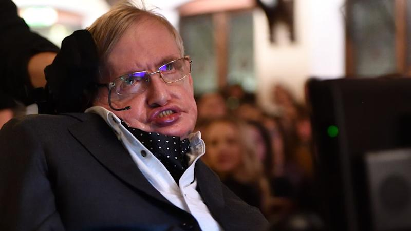 Stephen Hawking has passed away at age 76. Source: Getty