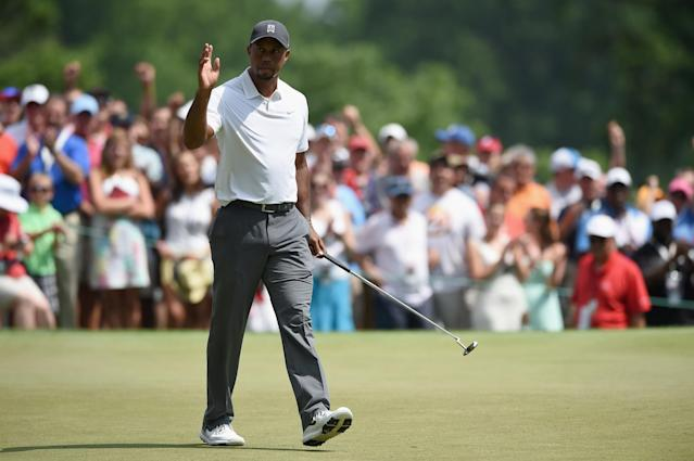 Tiger Woods' comeback ends early, but with some positives