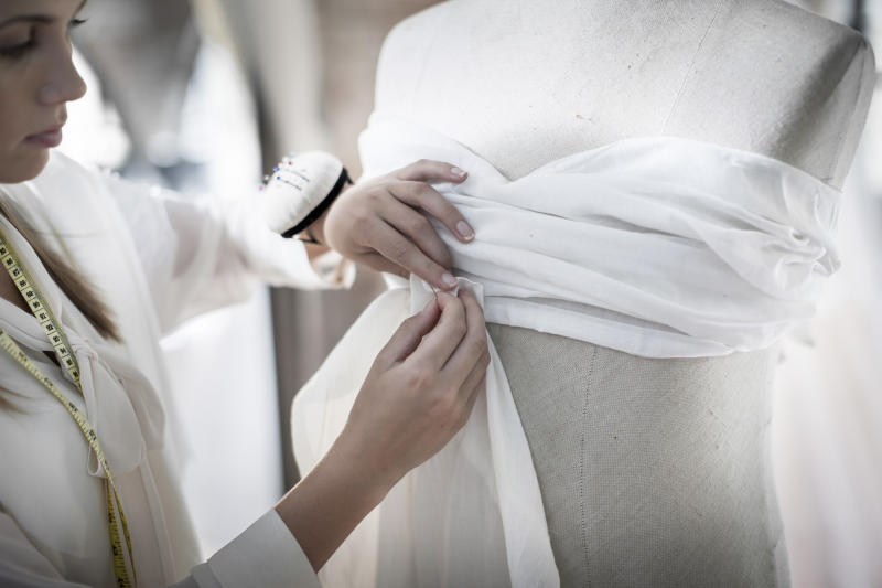 The poster revealed that because she is unable to make the wedding dress for her future sister-in-law, her brother is uninviting her to the wedding. Photo: Getty