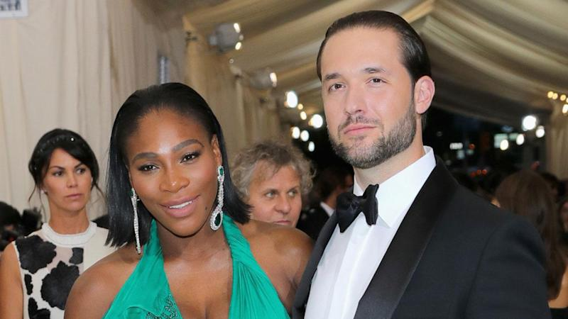 Serena Williams Shares Adorable New Wedding Pics Starring Daughter Alexis -- See the Sweet Shots!