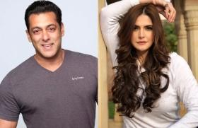 I can never forget the fact that Salman Khan launched me: Zareen Khan