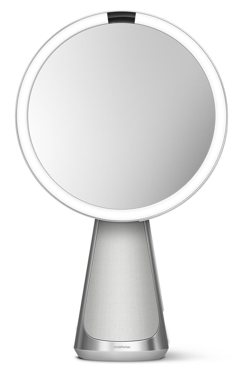 <p>You'll feel like a professional makeup artist being able to see every inch of your face with this <span>Simplehuman Sensor Mirror Hi-Fi Makeup Mirror</span> ($400).</p>