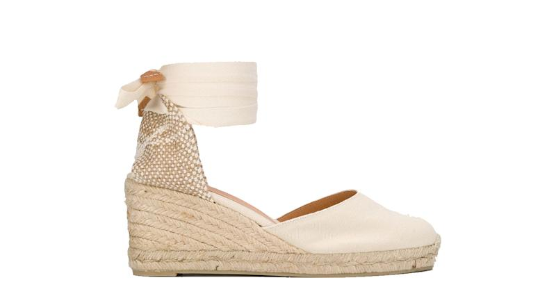Castañer Carina wedge sandals