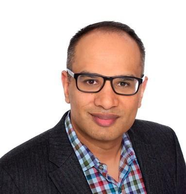 Dave Singh, Tucows' CFO, wins 2021 Report on Business Best Executive Award. (CNW Group/Tucows Inc.)