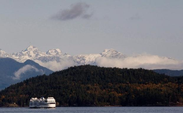 BC Ferries added extra sailings over the Easter long weekend. (Jonathan Hayward/The Canadian Press - image credit)