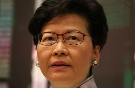 Hong Kong's leader offers 'sincerest apologies,' but refuses to resign