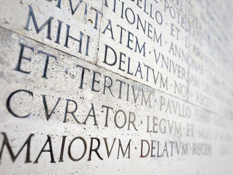 'I wasn't given the opportunity at school to find out whether or not I enjoyed Latin' (Getty/iStock)
