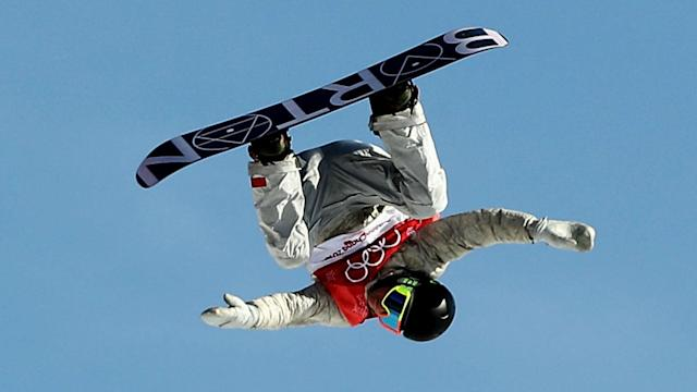 Red Gerard will be one to watch in the men's snowboarding big air event, along with teammates Kyle Mack and Chris Corning.