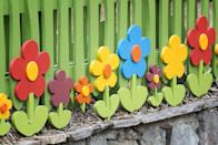 """<p>Maybe it's time for your garden to get a makeover too. You can <a href=""""https://www.theactivetimes.com/home/household-items-reuse-repurpose?referrer=yahoo&category=beauty_food&include_utm=1&utm_medium=referral&utm_source=yahoo&utm_campaign=feed"""" rel=""""nofollow noopener"""" target=""""_blank"""" data-ylk=""""slk:repurpose household items"""" class=""""link rapid-noclick-resp"""">repurpose household items</a> to help you decorate, such as a sauce jar as a flower pot. Or you can follow the trend of decorating the walls or fences around <a href=""""https://www.theactivetimes.com/healthy-living/gardening-tips?referrer=yahoo&category=beauty_food&include_utm=1&utm_medium=referral&utm_source=yahoo&utm_campaign=feed"""" rel=""""nofollow noopener"""" target=""""_blank"""" data-ylk=""""slk:your garden"""" class=""""link rapid-noclick-resp"""">your garden</a>. There has been a 360% increase in searches on garden wall art in the U.K. alone.</p>"""
