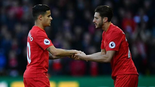 Philippe Coutinho suffered a dead leg in Liverpool's win over Watford and Jurgen Klopp hopes the playmaker will not miss too much action.