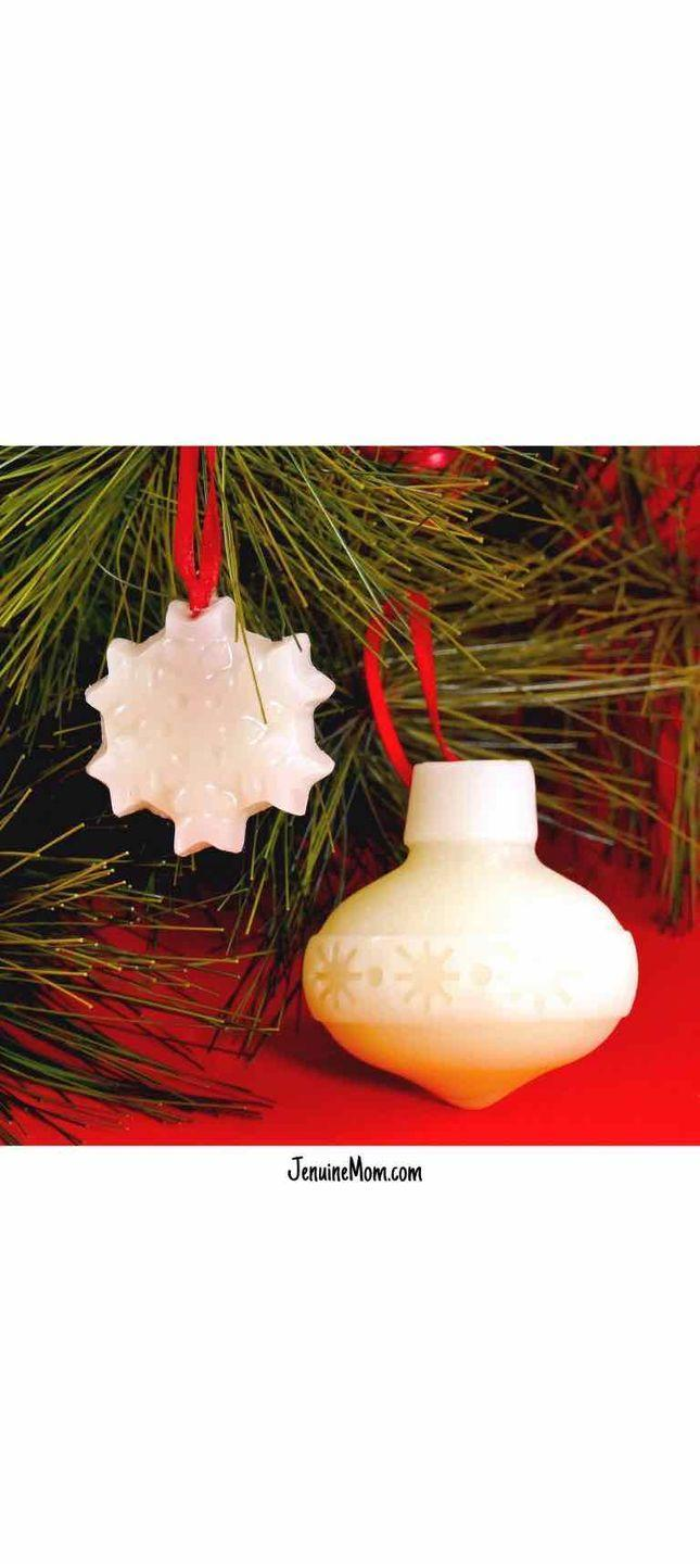 """<p>These beeswax ornaments have a special trait—they smell delicious. Add your favorite fragrance, be it vanilla, lavender, or a perfect-f0r-Christmas frankincense. </p><p><em>Get the tutorial at <a href=""""https://jennifermaker.com/diy-beeswax-ornaments-gift-giving-sewing/"""" rel=""""nofollow noopener"""" target=""""_blank"""" data-ylk=""""slk:Jennifer Maker"""" class=""""link rapid-noclick-resp"""">Jennifer Maker</a>.</em></p><p><a class=""""link rapid-noclick-resp"""" href=""""https://www.amazon.com/Stakich-1-lb-White-BEESWAX-Pellets/dp/B001LQZOLW?tag=syn-yahoo-20&ascsubtag=%5Bartid%7C10072.g.34443405%5Bsrc%7Cyahoo-us"""" rel=""""nofollow noopener"""" target=""""_blank"""" data-ylk=""""slk:SHOP BEESWAX PELLETS"""">SHOP BEESWAX PELLETS</a></p>"""