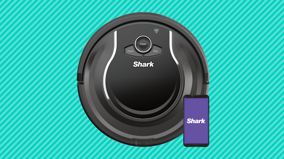 Save more than 50 percent on the Shark ION Robot Vacuum RV750. (Photo: Shark)