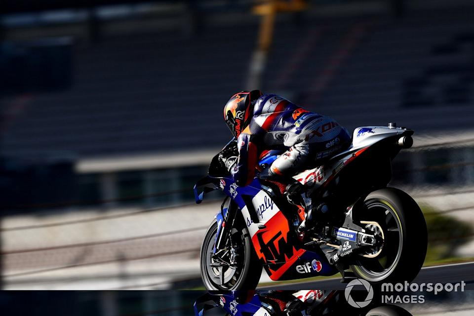 "Mika Kallio, Red Bull KTM Tech 3<span class=""copyright"">Gold and Goose / Motorsport Images</span>"
