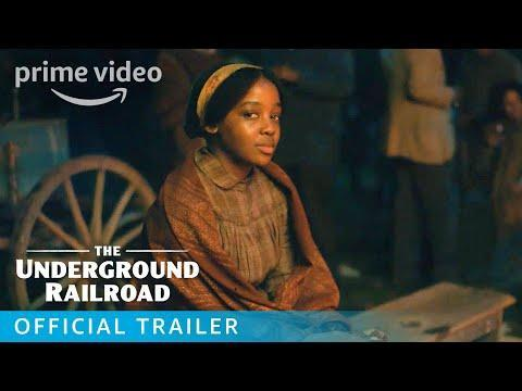 """<p>Barry Jenkins is helming the 10-part series based on Colson Whitehead's <a href=""""https://www.amazon.com/Underground-Railroad-Pulitzer-Winner-National/dp/0385542364?tag=syn-yahoo-20&ascsubtag=%5Bartid%7C2139.g.35150837%5Bsrc%7Cyahoo-us"""" rel=""""nofollow noopener"""" target=""""_blank"""" data-ylk=""""slk:Pulitzer Prize-winning novel of the same name"""" class=""""link rapid-noclick-resp"""">Pulitzer Prize-winning novel of the same name</a>, and its already being <a href=""""https://www.rottentomatoes.com/tv/the_underground_railroad/s01"""" rel=""""nofollow noopener"""" target=""""_blank"""" data-ylk=""""slk:hailed as a masterpiece"""" class=""""link rapid-noclick-resp"""">hailed as a masterpiece</a>. But that's no surprise, really, considering Jenkins is already an Academy Award-winning director, behind the films <em>Moonlight </em>and <em>If Beale Street Could Talk. </em></p><p><a href=""""https://youtu.be/_Pq5Usc_JDA"""" rel=""""nofollow noopener"""" target=""""_blank"""" data-ylk=""""slk:See the original post on Youtube"""" class=""""link rapid-noclick-resp"""">See the original post on Youtube</a></p>"""